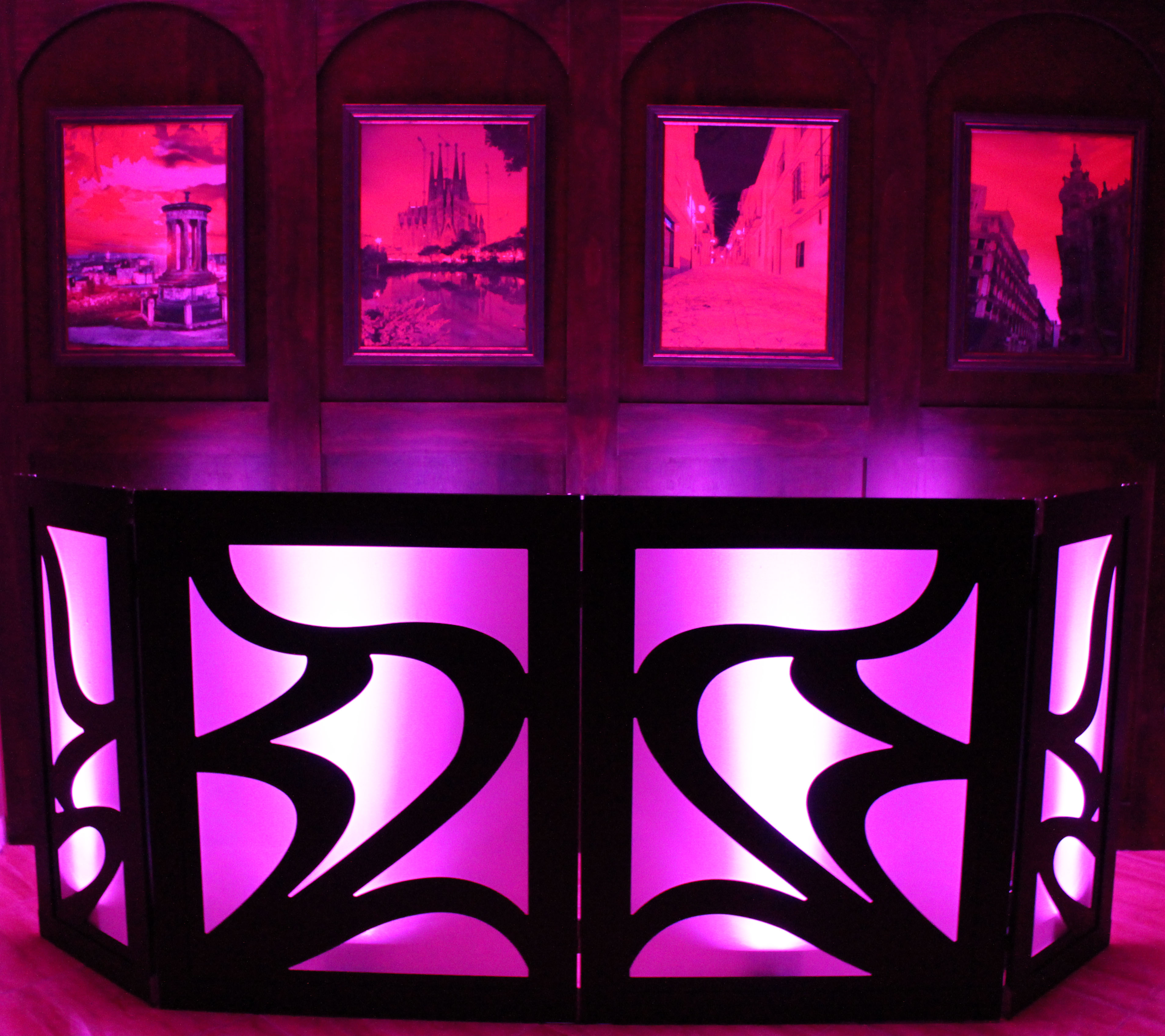 https://pleasemrdj.comCustom Booth Purple