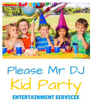 Kid Party DJ Services